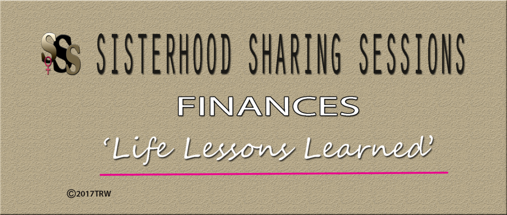 Life Lessons Learned | Finances