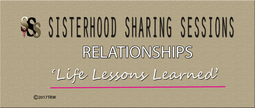Power Of Women | Sisterhood Sessions | Relationships