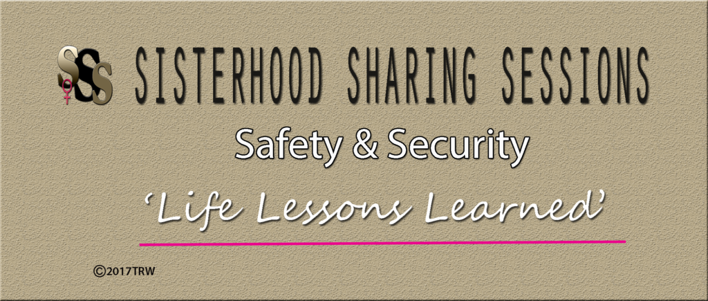 Power Of Women | Sisterhood Sessions | Safety & Security