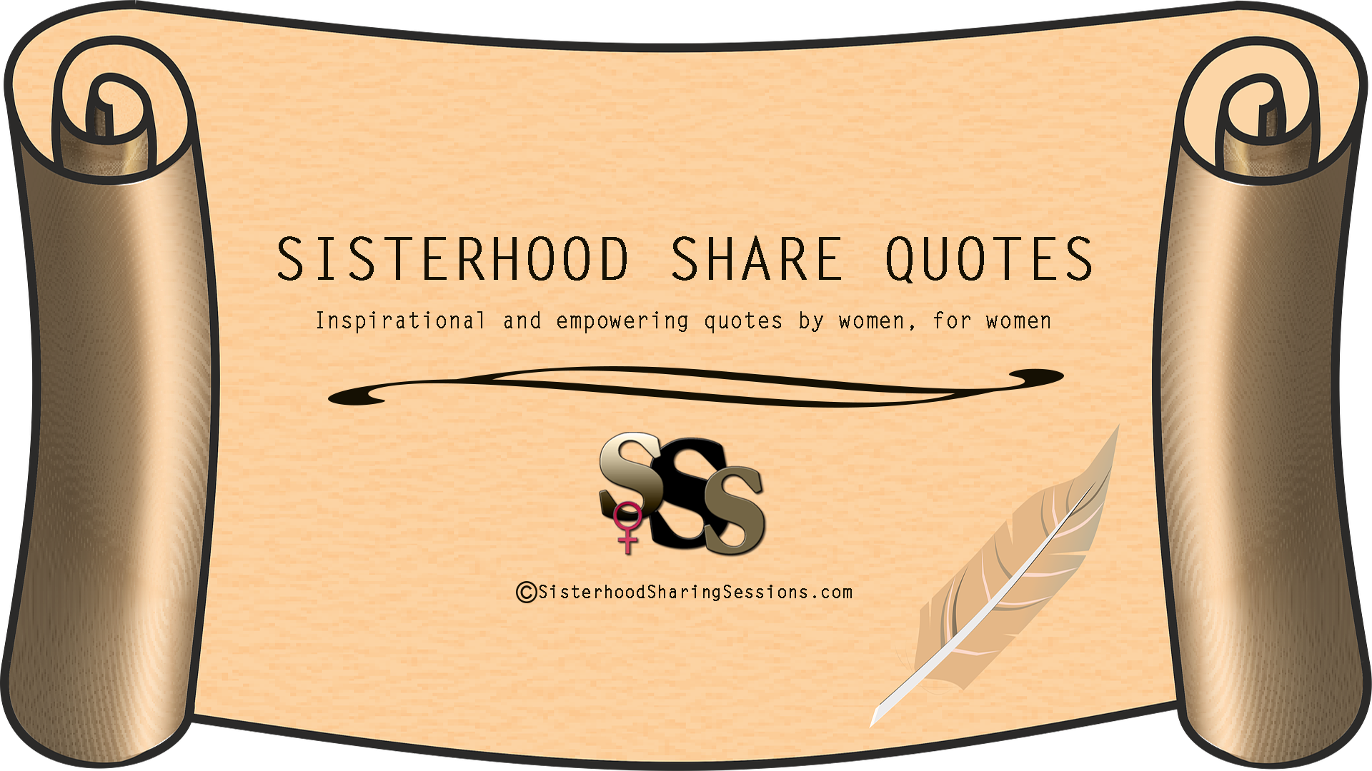Sisterhood Sharing Sessions | Sisterhood Share Quotes