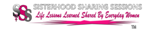 Sisterhood Sharing Sessions | Official Brand Name Logo