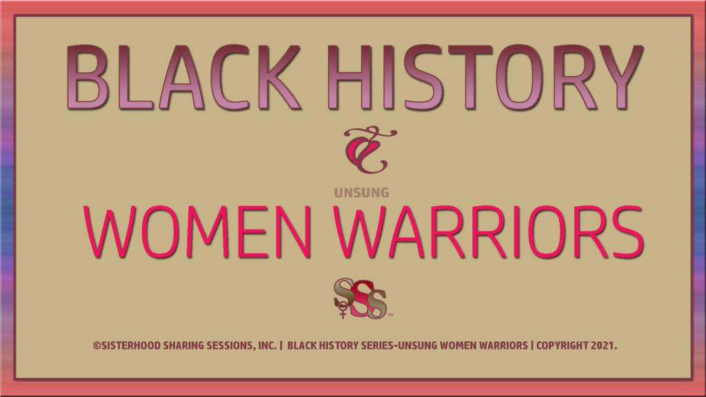 Black Women Warriors
